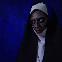 Felissa Rose Screams And Wants Your Soul In 'A Nun's Curse' Trailer