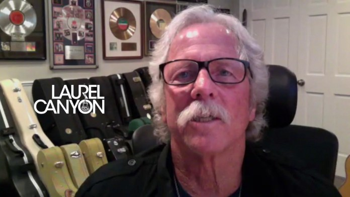 Chris Hillman Remembers 'Laurel Canyon' Days In New Documentary
