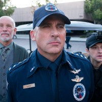 """Steve Carell Is """"Still Standing"""" In 'Space Force' Trailer"""