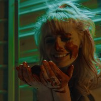 "Chloe Farnworth Embodies A ""Psychotic Tornado of Chaos"" With '12 Hour Shift'"