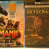 'Jumanji: The Next Level' Blu-Ray And 'Skyscraper' 4K Ultra HD Giveaway From Deepest Dream!