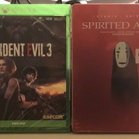 'Resident Evil 3' (Xbox One) and 'Spirited Away' Steelbook Giveaway From Deepest Dream!