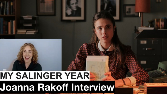 'My Salinger's Year' Author Joanna Rakoff Impressed By Margaret Qualley's Passion For Reading