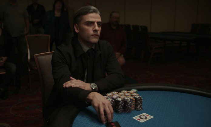 Trailer: Oscar Isaac Is 'The Card Counter' In Latest Paul Schrader Narrative