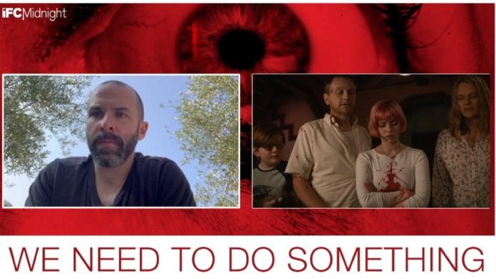 'We Need To Do Something' Interview With Director Sean King O'Grady