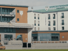 New Road (picture via Worcestershire cricket YouTube, with thanks)