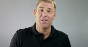 London Spirit head coach Shane Warne