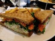 Chicken Salad Sandwich!