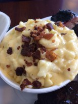 Mac n Cheese with Bacon Bits