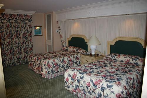 Beau Rivage Hotel Room, Biloxi, Mississippi