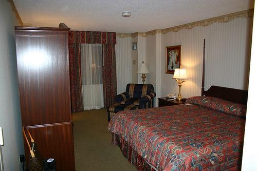 Hilton Hotel Room, Jackson, Mississippi
