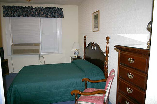 Hotel Talisi - this is the room we had on 2nd stay Tallassee, AL
