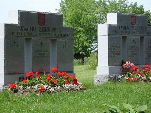 Montreal Mont Royal Cemetery 7