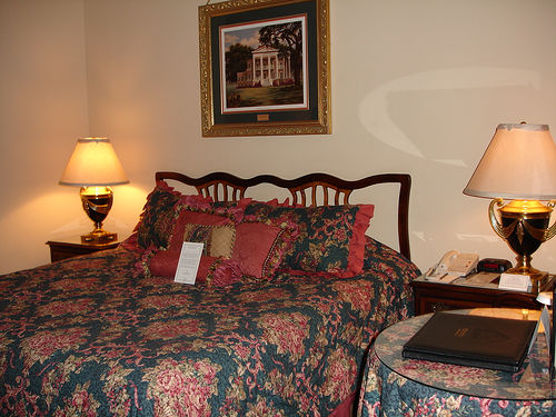 Hotel Room, Le Pavillon, New Orleans LA