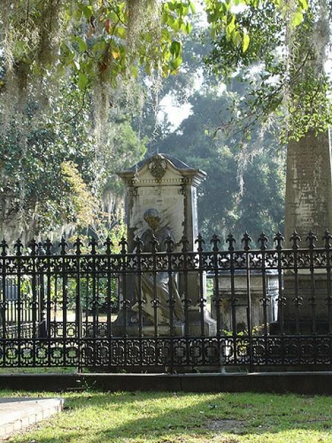Monument, Live Oak Cemetery, Selma AL