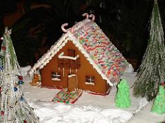 Gingerbread House at Perdido Beach Resort, Orange Beach AL
