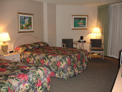 Hotel Room, Perdido Beach Resort, Orange Beach AL