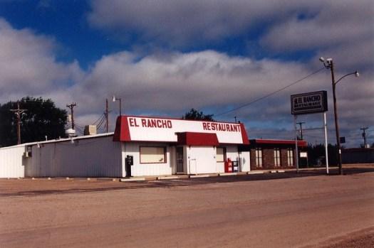 El Rancho Restaurant, Etter TX
