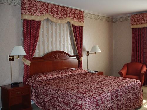Sheraton Hotel and Casino Hotelroom, Tunica MS