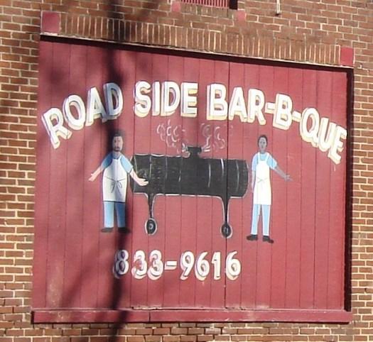 Roadside Bar-B-Que, 1st Ave N, Birmingham AL