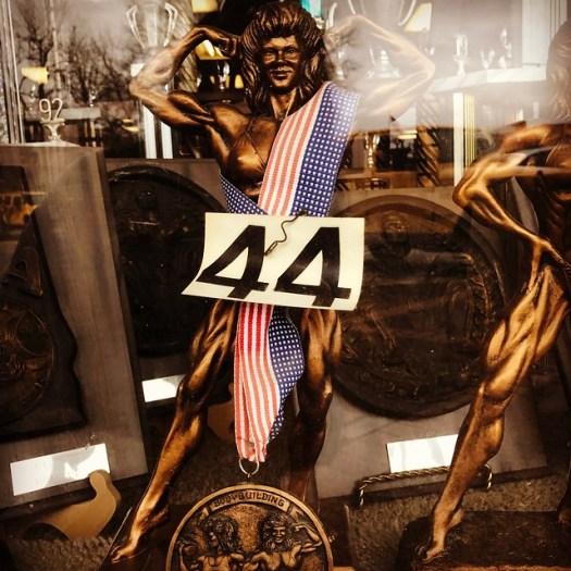 Bodybuilding Trophy, Downtown Scottsboro AL