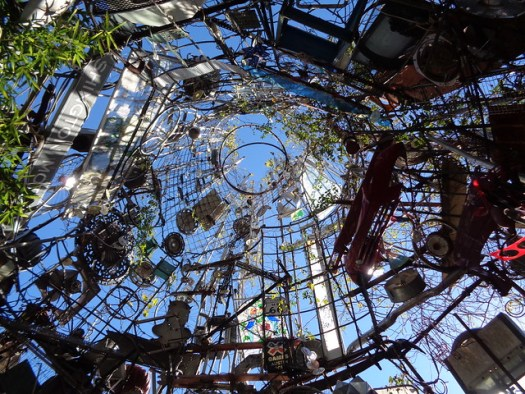 Cathedral of Junk, Austin TX