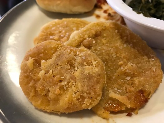 Fried Green Tomatoes, Sherry's Cafe, Trussville AL