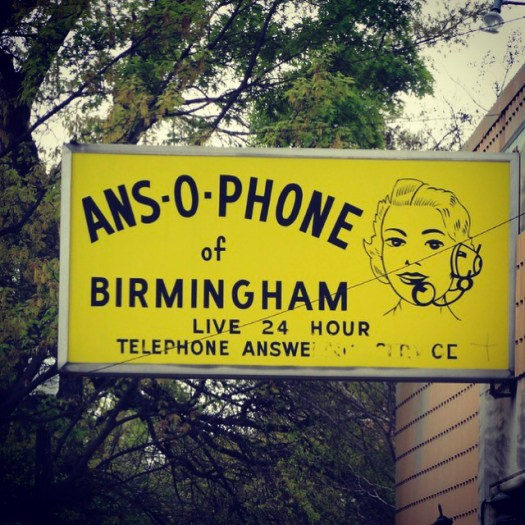 Ans-O-Phone of Birmingham