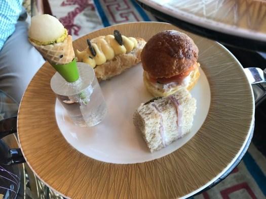 Mandarin Oriental Tea Service, Las Vegas