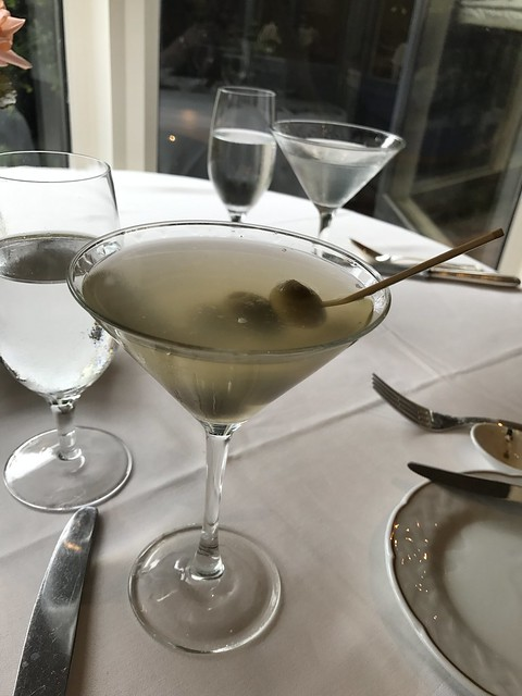 Martini,  The Grill Room, Windsor Court Hotel, New Orleans