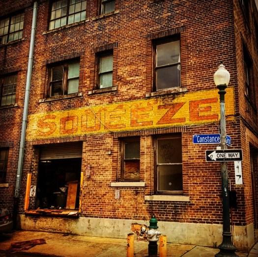 Orange Squeeze, New Orleans