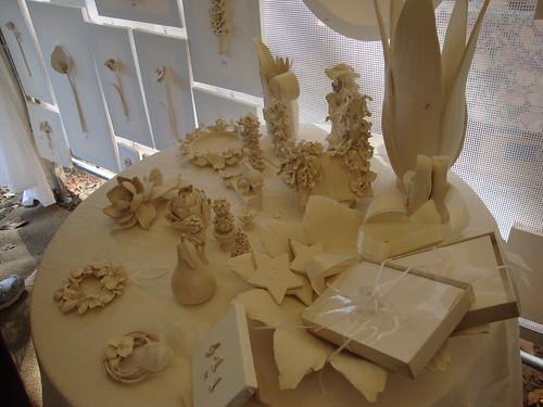 Brenda Dailey-Parsons' Work at Bluff Park Art Show