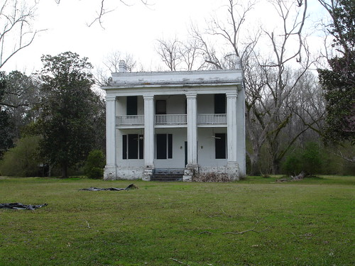 Kirkpatrick Home, Old Cahawba, Alabama