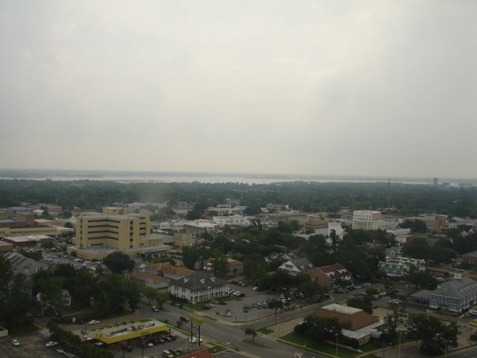 View of Biloxi, 7.27.2005