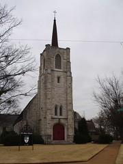 St. John's Episcopal Church, Decatur AL