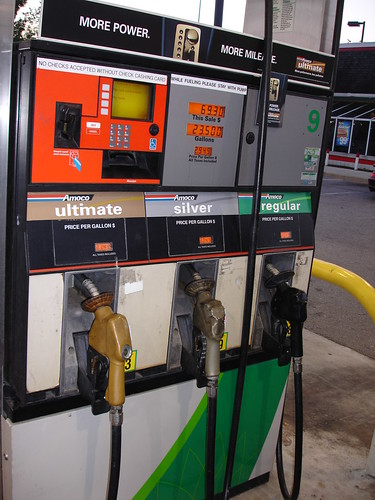 Hurricane Katrina - $69.30 in Gas for Van and Gas Cans