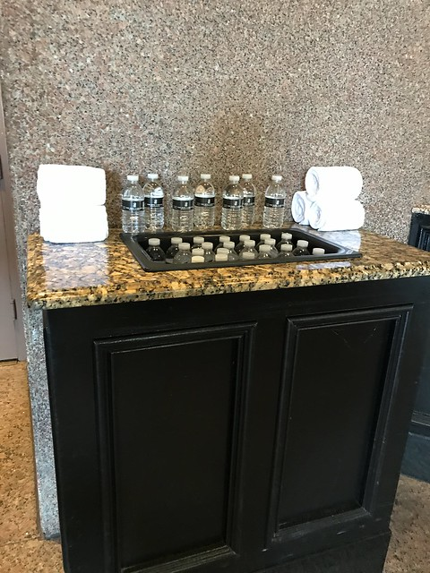 Valet Water Station, Ritz-Carlton, Atlanta
