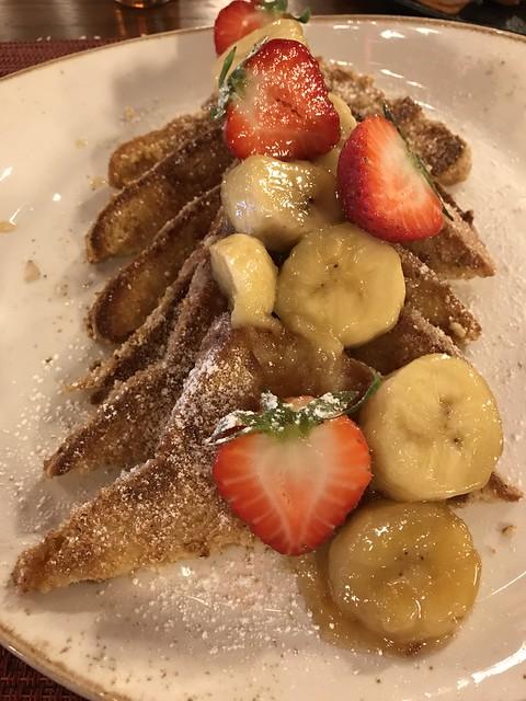 Banana Pudding French Toast, G, Ritz-Carlton, Atlanta