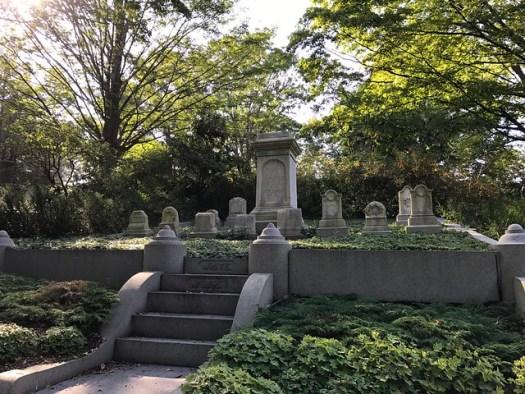 Mount Auburn Cemetery, Cambridge MA