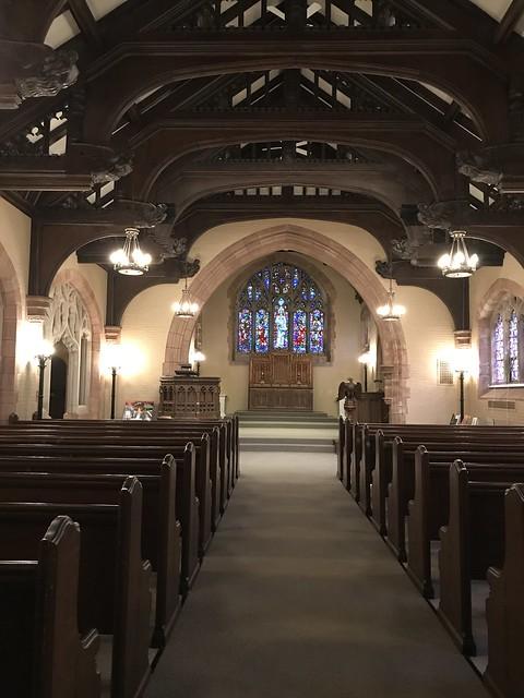 Story Chapel, Mount Auburn, Cambridge MA