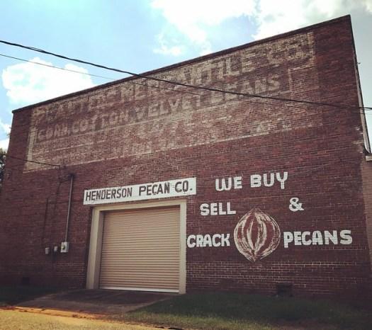 Henderson Pecan Company, Greenville AL