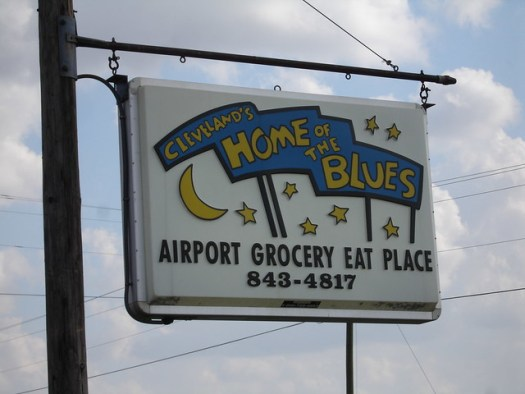 Airport Grocery, Cleveland MS