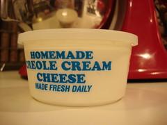 Creole Cream Cheese from Dorignac's
