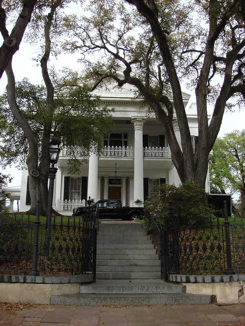 Stanton Hall (1857), Natchez MS