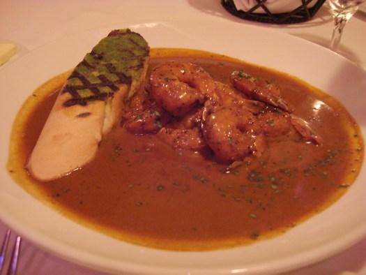 Barbecue Shrimp, John Besh's Restaurant N'awlins