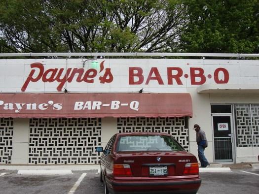 Payne's Bar-B-Q, Memphis TN