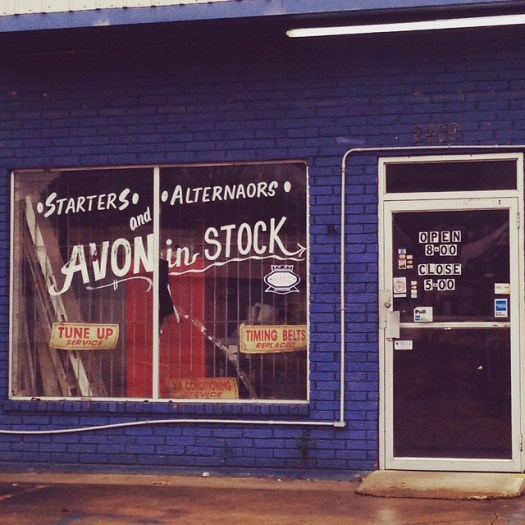 Avon in Stock at Parts Store in Monticello, AR