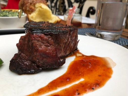 Filet, BLT Prime by David Burke aTrump International Hotel, Washington DC