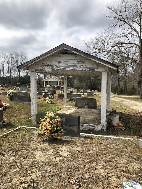Graveshelter, Spring Hill Cemetery, Nauvoo AL