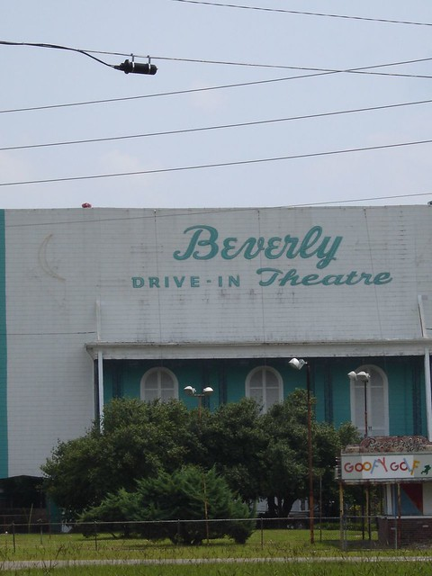 Beverly Drive-In Theatre, Hattiesburg MS